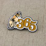 Dog Lapel Pins - GSJJ