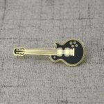 Guitar Custom Enamel Pins -GS-JJ