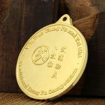 ung Fu Custom race medal-gs-jj.com