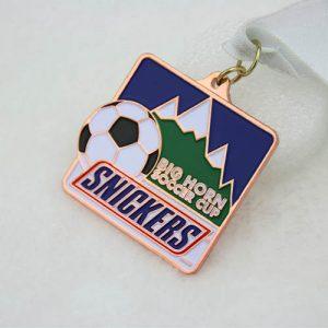 Soccer Cup Custom Award Medals