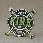 FIRE Baseball Pins-GS-JJ.com