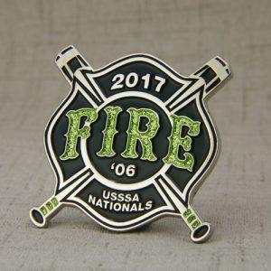 FIRE Baseball Pins-GS-JJ.com
