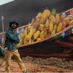 Brazilian Mural