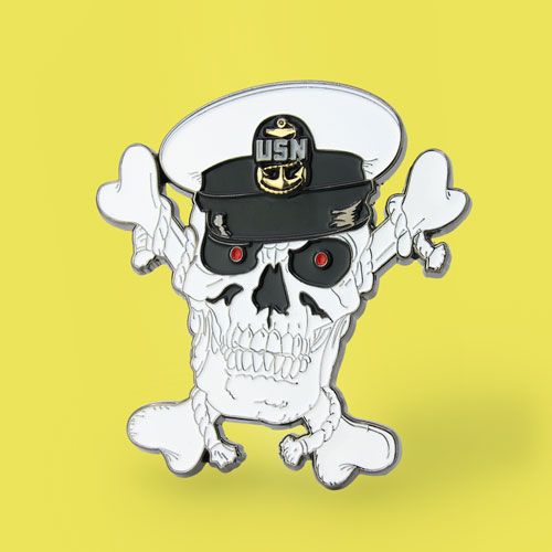 US Navy Challenge Coins-GSJJ
