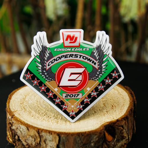 Custom Baseball Pins