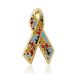 Awareness Lapel Pins-GSJJ
