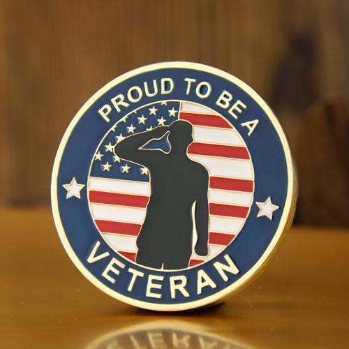 Challenge Coins - GSJJ Veterans