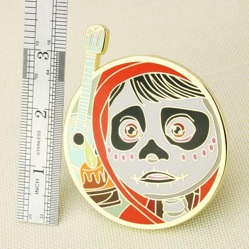 Coco Custom Lapel Pins