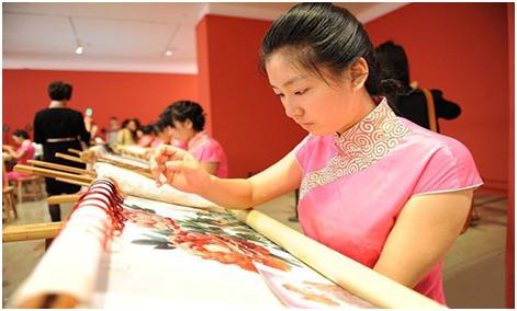 Xiang Xiu 湘绣