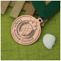 Custom Sandblast Medals