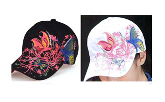 patches on hats