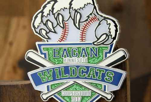 Custom Pins For Baseball