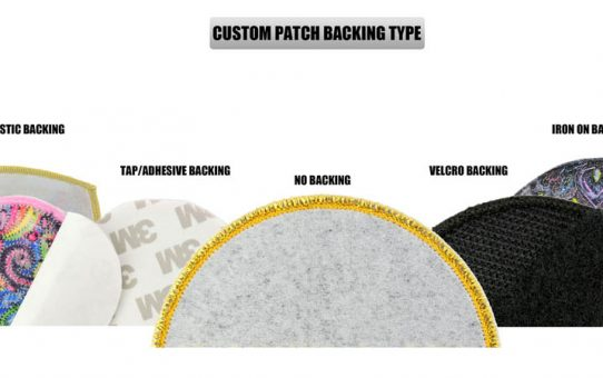 Backings For Custom Patches