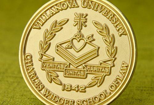 Villanova University Challenge Coins_GS-JJ