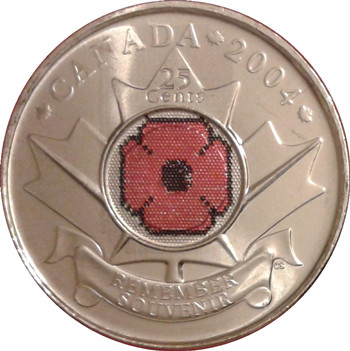 Canada 2004 Commemorative Coin