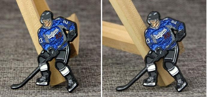 Dodgers Lapel Pins