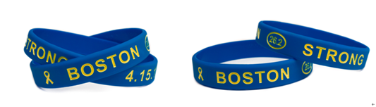 Marathon Custom Wristbands