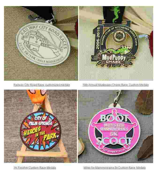 Race Medals