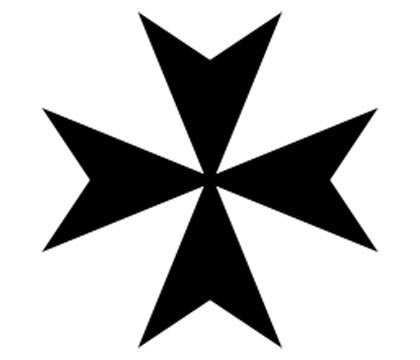 The-Maltese-cross-icon