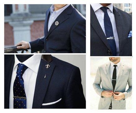 Pins - Men's Lapel Pins - Men's Fashion - GS-JJ.com ®