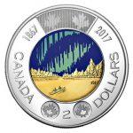 2017 Canada's 150th Anniversary Commemorative Coin