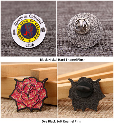 How To Choose The Best Plating For Your Lapel Pins - GS-JJ