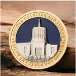 3D Images custom coins
