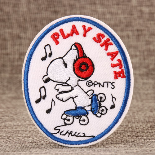 funny patches