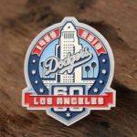 Los Angeles dodgers lapel pins