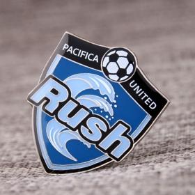 Rush Lapel Pins
