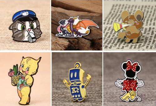 lapel pins of kids