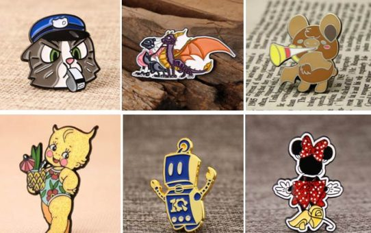 lapel pins of kids