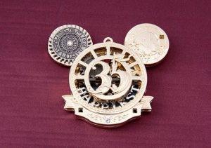 Disney Anniversary Badge