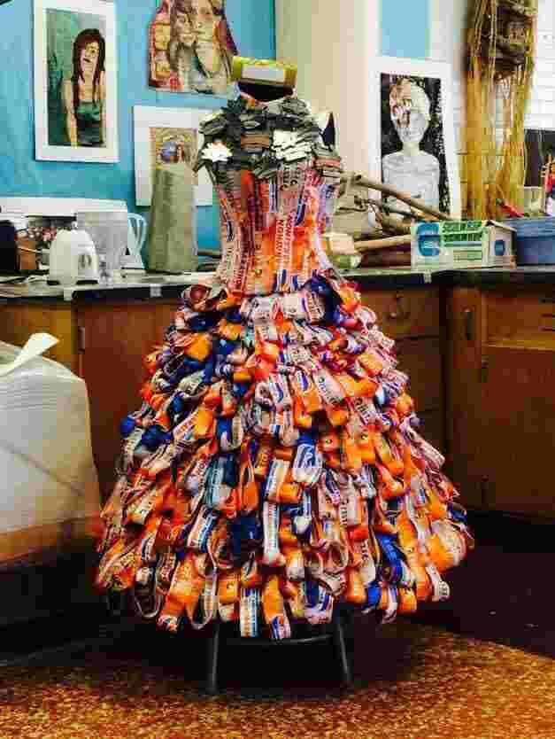 Fashion with Art