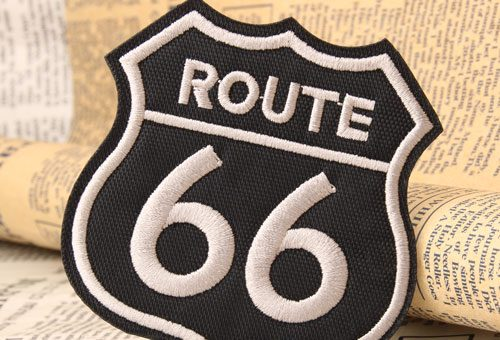 route 66 patches