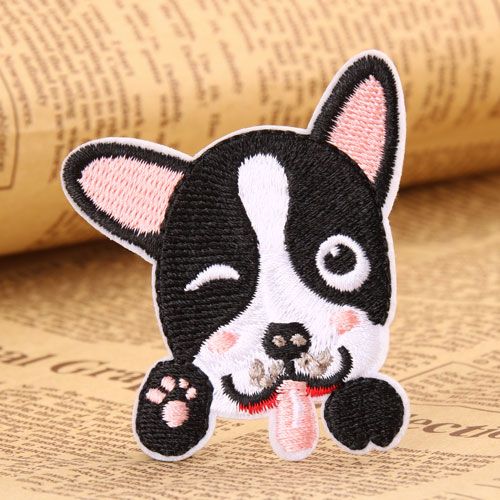 Dog Custom made Patches