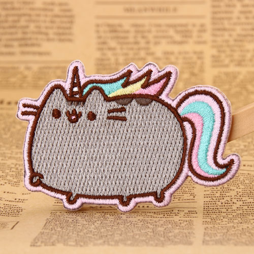 Pig Custom Embroidered Patches