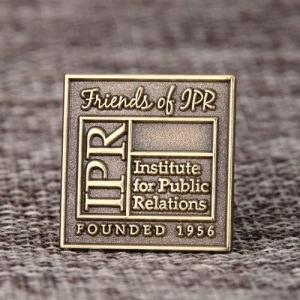 IPR Lapel Pin