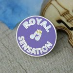 Music custom lapel pins