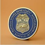 Police challenge coins made by GS-JJ
