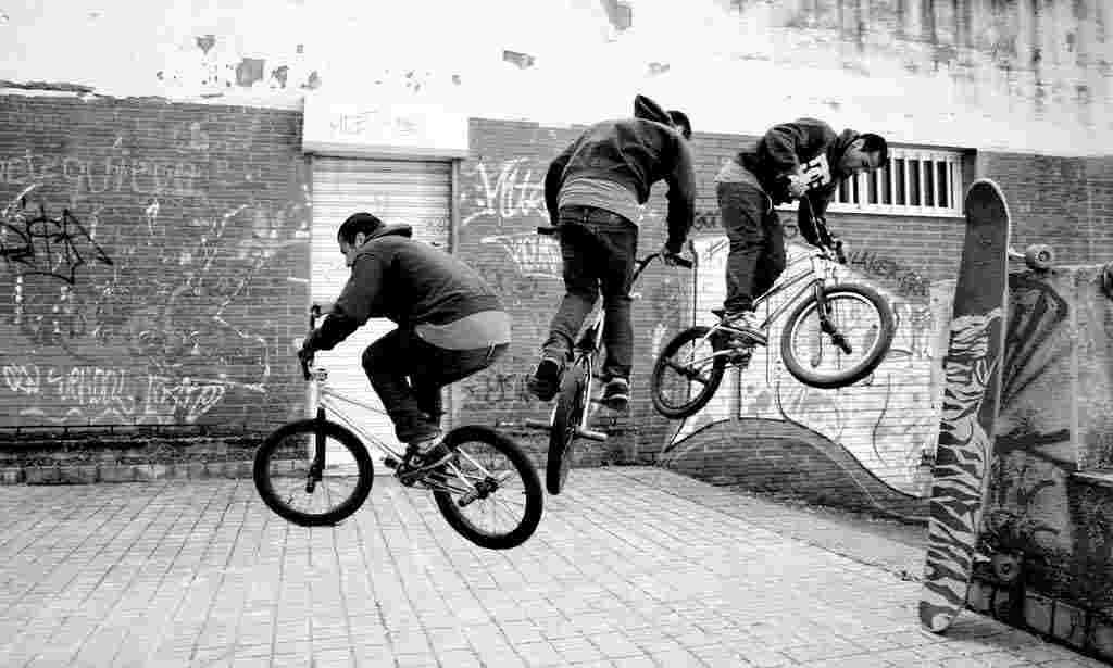Riding Bike Events