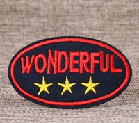 Wonderful Embroidered Patches