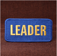 leader custom patches