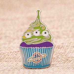 Cupcake Lapel Pins of GS-JJ