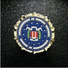 FBI-Challenge-Coins