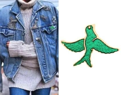 (The Bird Antique Pins of GS-JJ)