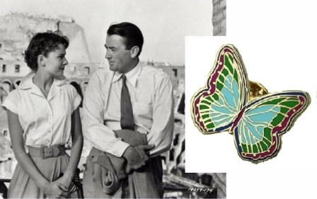 (The Butterfly Custom Pins of GS-JJ)