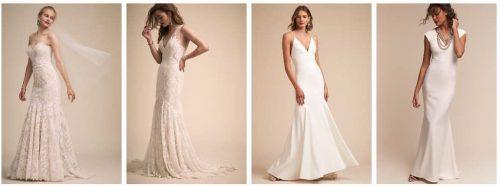 The custom of bridal clothing