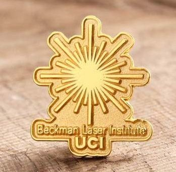 UCI custom made lapel pins