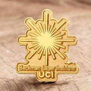 UCI custom made lapel pins